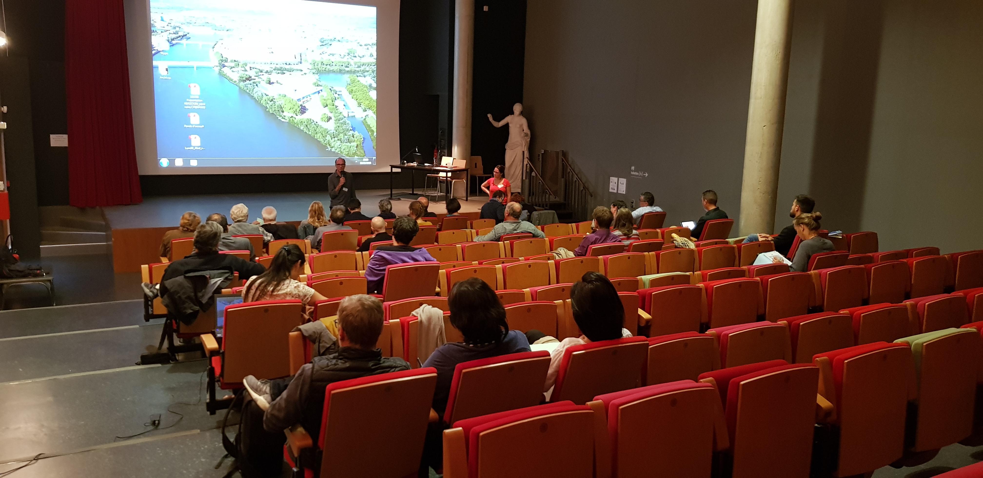 Conférence au Musée départemental de l'Arles Antique